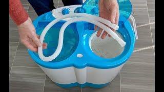 Leisurewise Portawash Twin Tub Washing Machine Unboxing & First Look