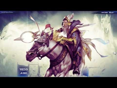 [ES] E. Wolves vs Infamous, Game 1, WESG Dota 2 Americas Qualifiers