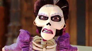 Disney Coco  All Movie Clips Disney Pixar Animation Movie HD