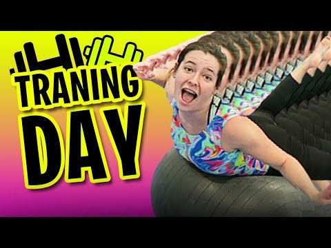Training Front Aerials And Kips | Lyd In The Gym | Gymnastics Strength Training