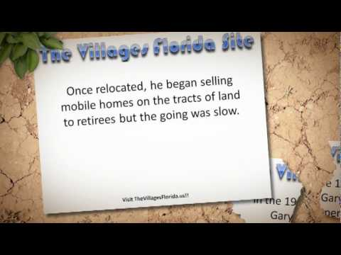 The History Of The Villages Florida