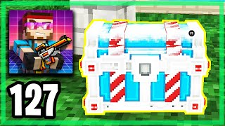 ZOBACZ CO DOSTAŁEM Z TEJ SKZRZYNKI - Pixel Gun 3D Gamepaly