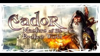 Eador Masters of the Broken World Gameplay Trailer PC
