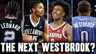 5 Draft Prospects NBA Comparisons | The Next Russell Westbrook?