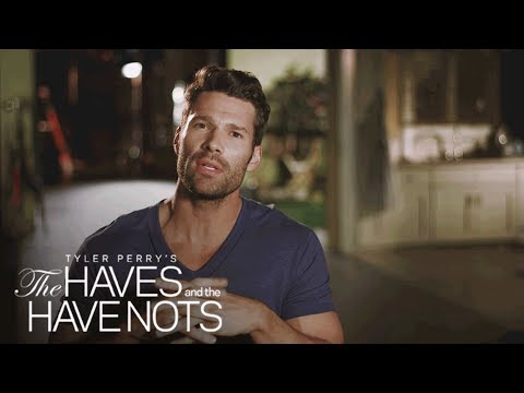 Aaron O'Connell Loves Playing a Flawed Character  Tyler Perry's The Haves and the Have Nots  OWN