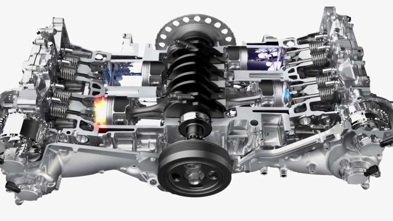 SUBARU BOXER® Engine: Longevity - YouTube