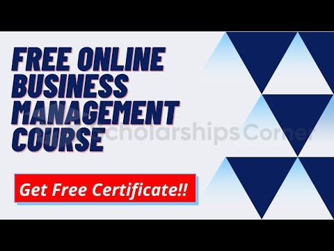 Free Online Business Management Course | King's London College | Get Free Certificate