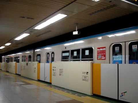 札幌市営地下鉄東西線内東豊線車...