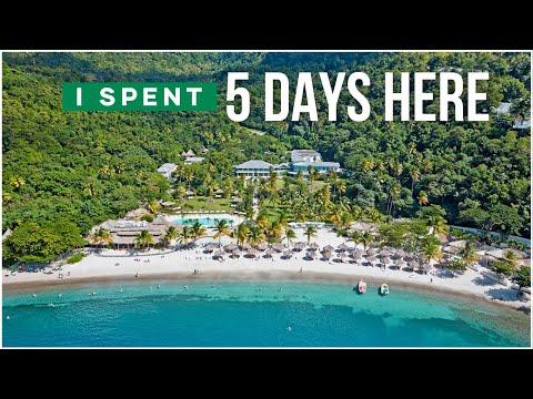 5 Days in the Best Resort in West Africa in Lagos Nigeria
