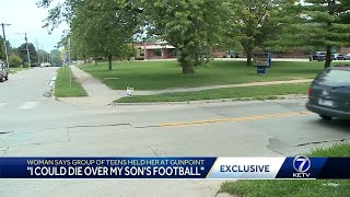 'I could die over my son's football:' Mom says child pulled gun on her over toy