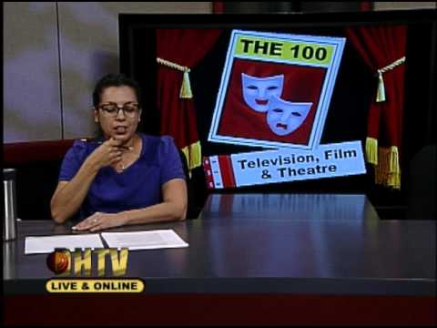 THE100 Television, Film & Theater Spring 2016 Session #10