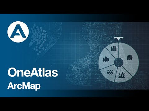 Find out how to Use the ArcMap Add-in for OneAtlas Data.
