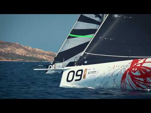 HIGHLIGHTS VIDEO: Day 4 – Porto Cervo 52 SUPER SERIES Audi Sailing Week 2017