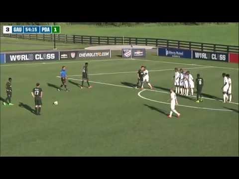 Satchel Cortet PDA Boys Academy. Pennington Boys soccer 2013-2015