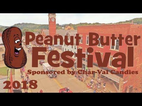 Peanut Butter Festival 2018 || New Bethlehem PA