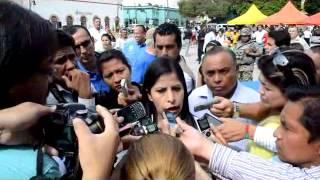 Mi deber es proteger a los Ciudadanos: Leticia Salazar