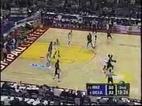 Mizzou Beats UCLA - 2002 NCAA Tourney