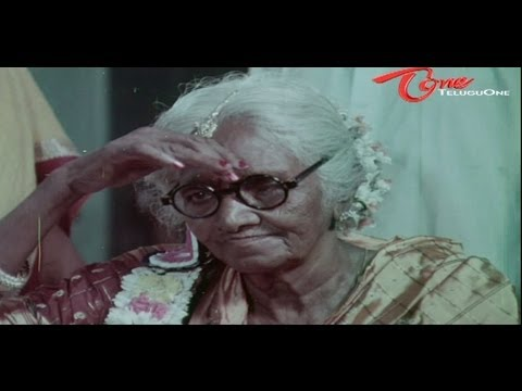 Appula Apparao Comedy Scenes || Rajendra Prasad Ready To Marry Old Grandma || Comedy Scene