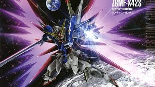 Destiny Gundam data analysis