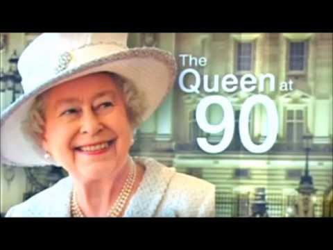 Queen's 90th Birthday Celebration June 2016 London UK