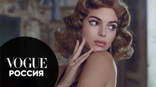 Кендалл Дженнер в новой рекламной кампании Reserved Ciao Kendall