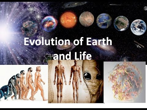 Evolution of Earth and Life | from begining | Time Travel | best seen | lucy Movie