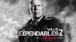 The Expendables 2 Videogame Gameplay (HD)