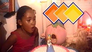 Aniversário de Luana - 8 anos