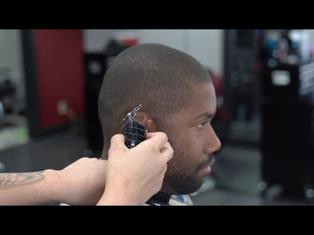How to | Neck Taper | Crispy line up & Beard line up
