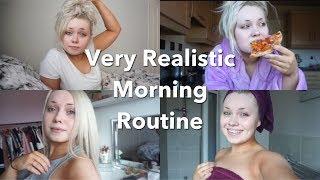 MORNING ROUTINE | Emma Fleming