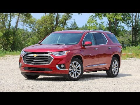 Review: 2018 Chevrolet Traverse 1LT