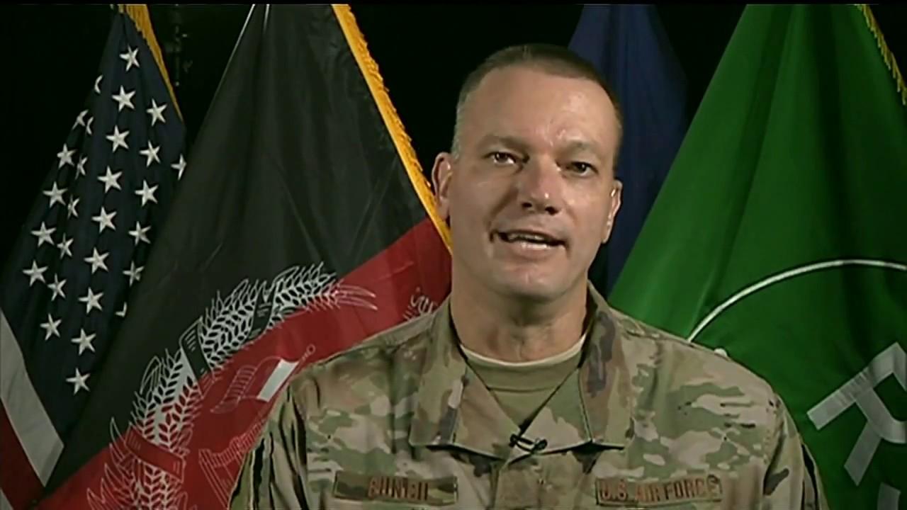 په افغانستان کې د امریکا د هوایي قواوو مرستیال، قوماندان جنرال لینس بنچ