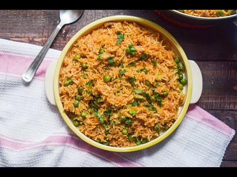 Matar Pulao | Veg Recipes | One Pot Meals