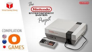 The NES / Nintendo Entertainment System Project - Compilation O - All NES Games (US/EU/JP)