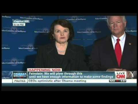 Senate Intelligence Committee Briefing on Benghazi Attack (November 15, 2012)