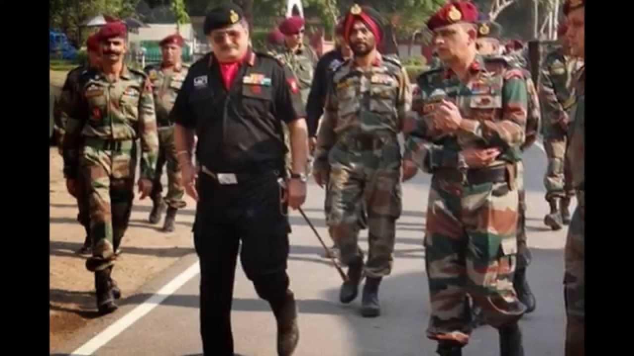 Para Commandos Of India