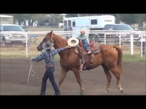 McHenry County ND04 NBHA Barrel Race District Finals 8/29/2015