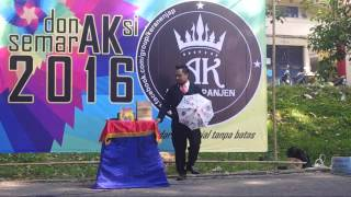 "MAGICIAN#2016""AK COMMUNITY_SOCIAL ACTIVITIES""std.KANJURUHAN (part.02)"