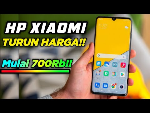10 Hp Xiaomi Harga 1 Jutaan Terbaik RAM 3GB 2020.