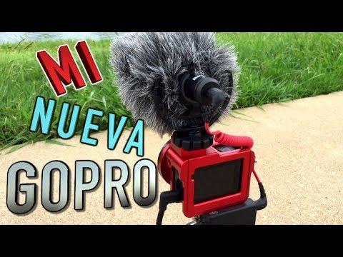 Gopro Hero 5 equipada para Vlogs   Bose y Barto