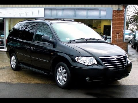 chrysler grand voyager 2006 youtube. Black Bedroom Furniture Sets. Home Design Ideas
