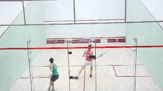 Joelle King vs Rachel Grinham Game 2.MP4