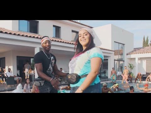 Elams (ft. Marwa Loud) - Ghetto (Clip Officiel)