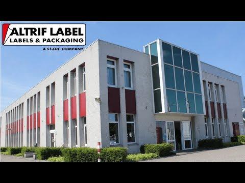 Bedrijfsvideo - Drukkerij Altrif Label - Etiketten en Verpakkingen