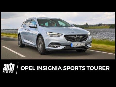 2018 Opel Insignia Sports Tourer [ESSAI] : du grand, du beau, du bon break