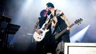 Skillet - The Resistance - Live HD (Santander Arena - Winter Jam 2018)