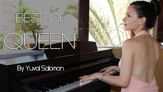 Best of QUEEN | Piano Medley by Yuval Salomon