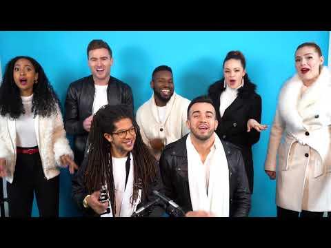 DCappella Sings 'I Wan'na Be Like You'
