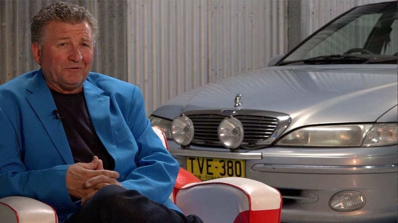 Fletch Retires his Fairlane & Reveals New Car: Classic Restos - Series 39