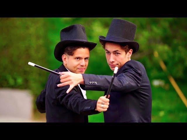 Terrible Magicians   Rudy Mancuso & Juanpa Zurita